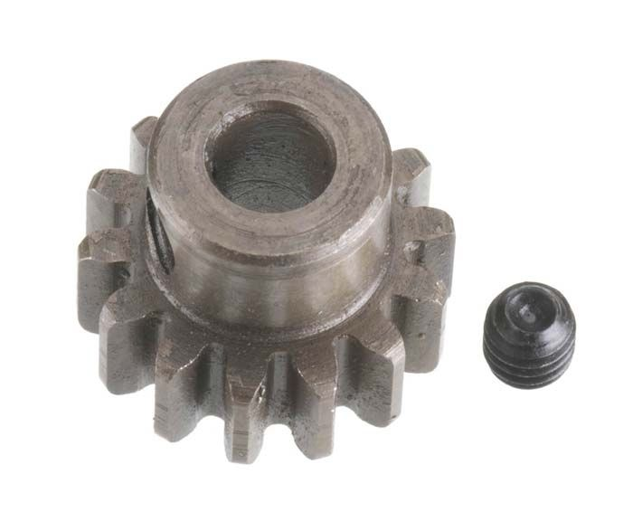 Robinson Racing Extra Hard Steel Mod1 Pinion Gear w/5mm Bore 14T