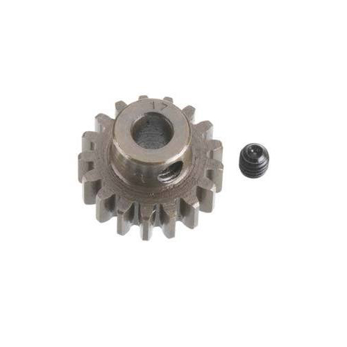Robinson Racing Extra Hard Steel Mod1 Pinion Gear w/5mm Bore 17T