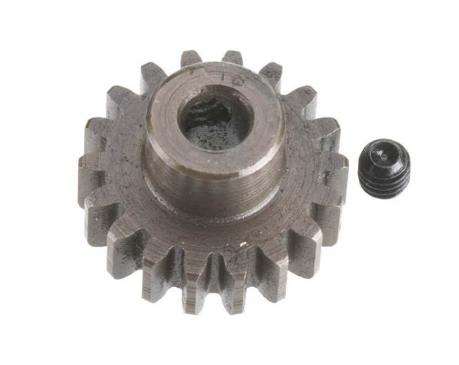 Robinson Racing Extra Hard Steel Mod1 Pinion Gear w/5mm Bore 18T