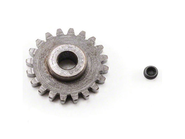 Robinson Racing Extra Hard Steel Mod1 Pinion Gear w/5mm Bore 20T