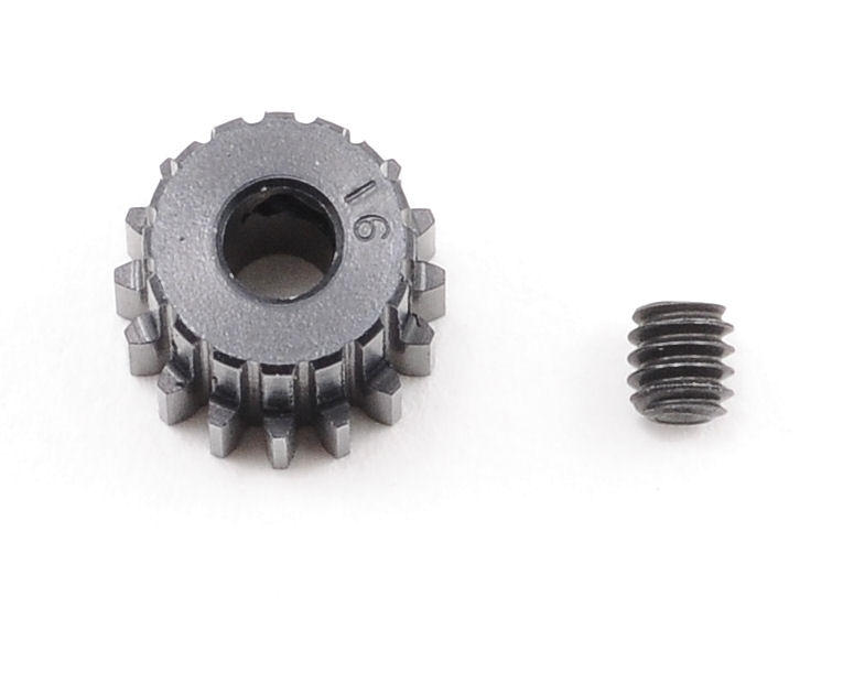Robinson Racing Hard Coated Aluminium 48P Pinion (16)