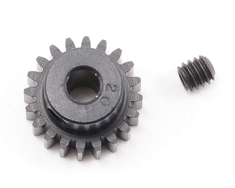 Robinson Racing Hard Coated Aluminium 48P Pinion (20)