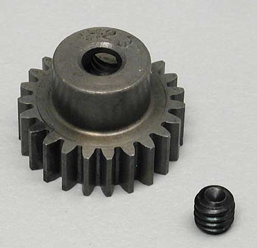 "Robinson Racing 23T Super Hard ""Absolute"" Steel Motor Pinion 1/8"