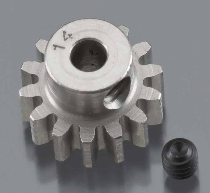 Robinson Racing Absolute 32P Hardened Pinion Gear (14)