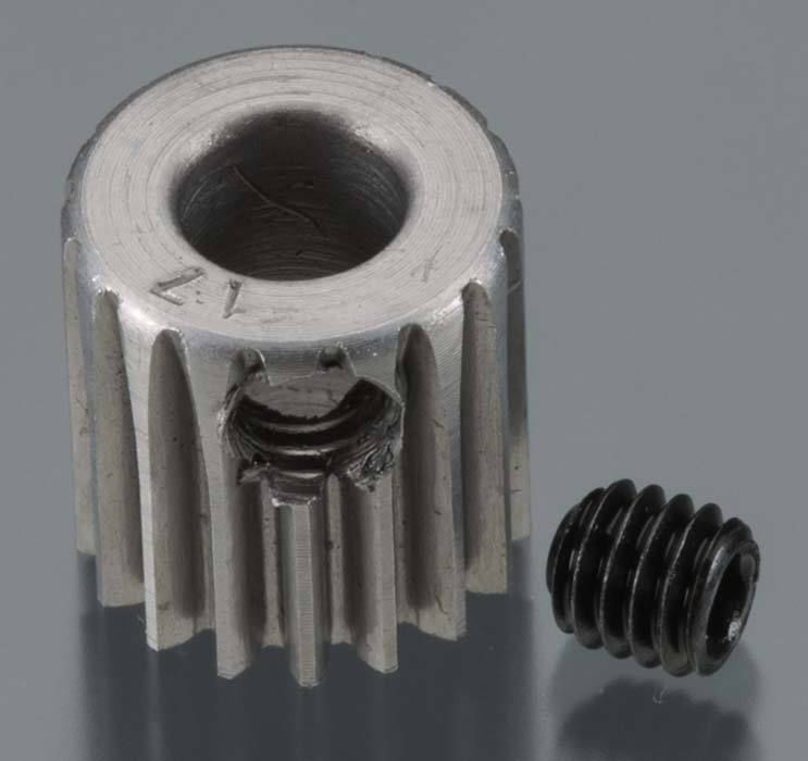 Robinson Racing 48P Machined Pinion Gear w/5mm Bore (17)