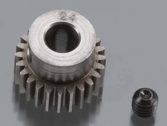 Robinson Racing 48P Machined Pinion Gear w/5mm Bore (24)