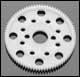 Robinson Racing 64P Super Machined Spur Gear (125)