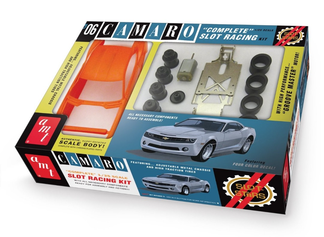 1/25 2006 Camaro concept slot car