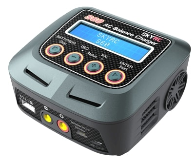 SKYRC S60 Battery Charger, AC Only, 6A, 60W