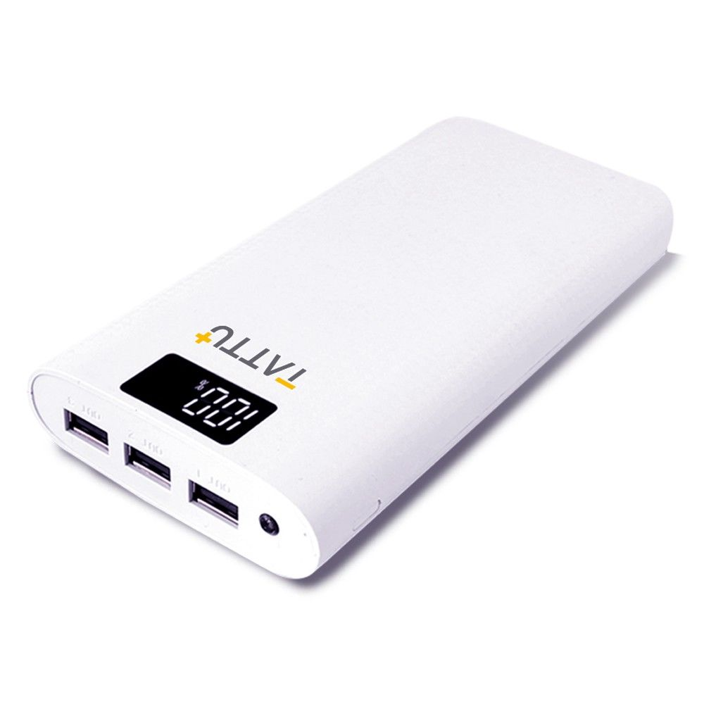 Tattu 10400mAh Power Bank Portable External Charger