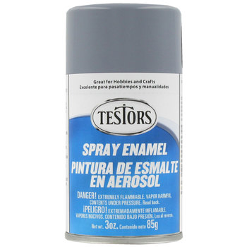 Testors Chrome Spray 3 oz Spray (3)
