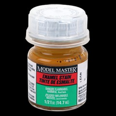Model Master .5oz Rust #1 Detail Stain - Semi-Gloss (6)