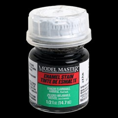 Model Master .5oz Oil and Grease Detail Stain - Semi-Gloss (6)