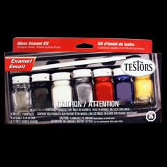 Testors Hobby And Home Paint Set (1)