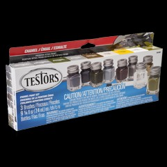 Testors Enamel Military Paint Set (1)