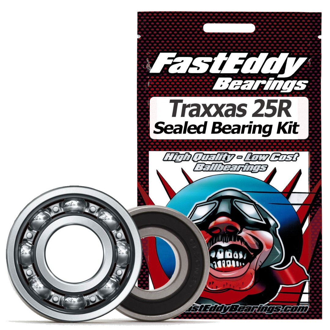 Fast Eddy Traxxas 25R Engine Sealed Bearing Kit