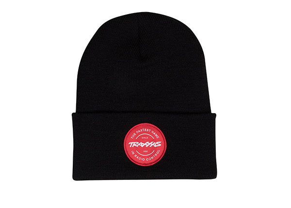 Traxxas Token Fold Beanie Youth Black