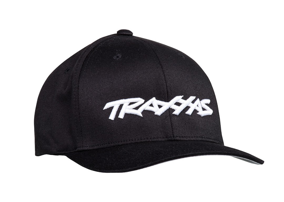Traxxas Logo Hat Black Small/M