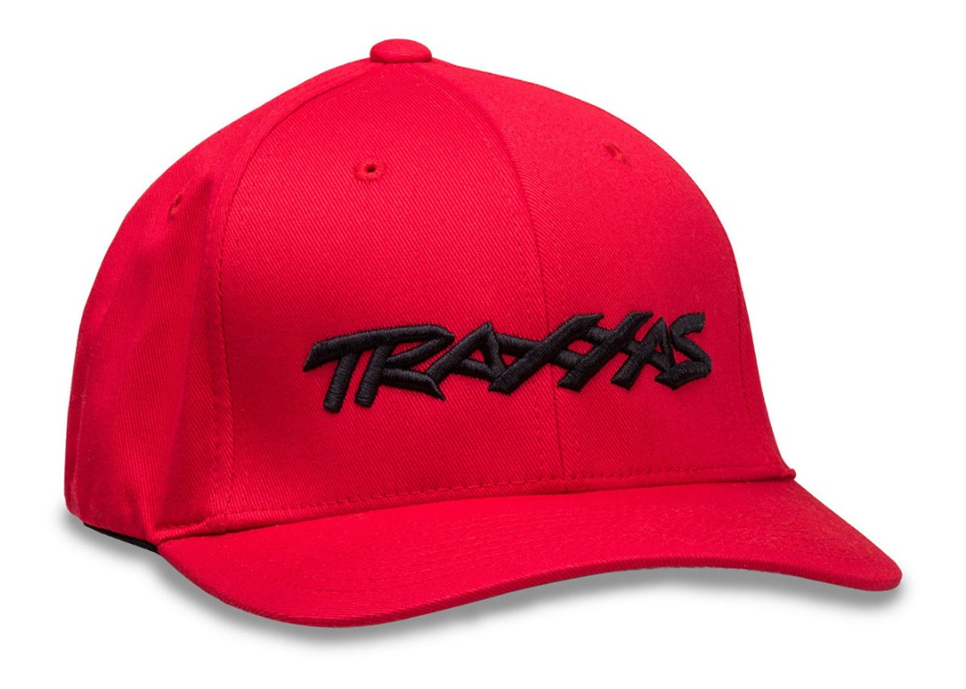 Traxxas Logo Hat Red Small/Med