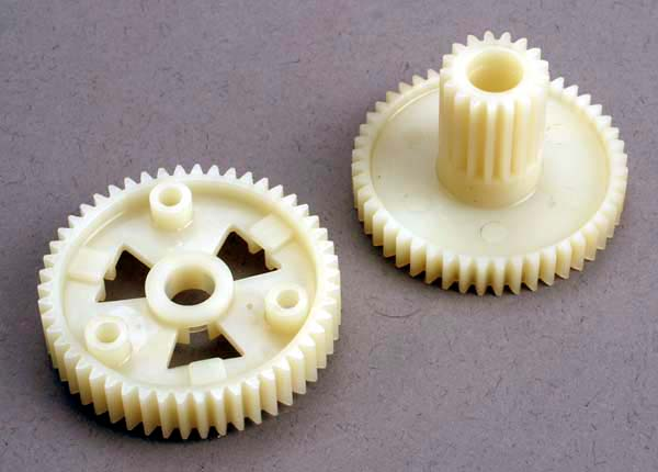 Traxxas Differential spur gear & drive gear