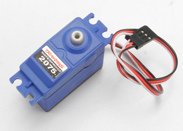 Traxxas Servo, digital high-torque (ball bearing), waterproof