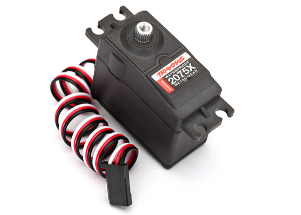 Traxxas Servo, Digital High-Torque Metal Gear (Ball Bearing), WP