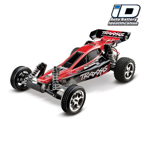 Traxxas Bandit 1/10 RTR Buggy Red