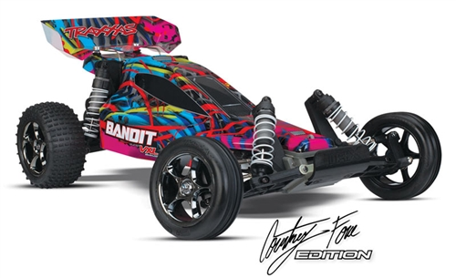 Traxxas Bandit VXL Brushless 1/10 RTR 2WD Buggy Hawaiian