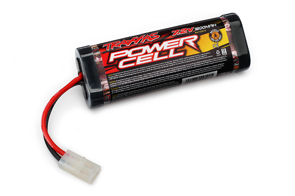 "Traxxas ""Series 1"" 6 Cell Pack w/Molex Connector (7.2V/1800mAh)"