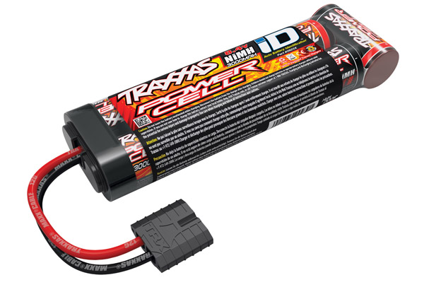 Traxxas Power Cell 7-Cell Stick NiMH Battery Pack w/iD Connector
