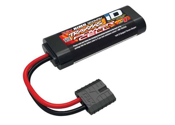"Traxxas ""Series 1"" 6-Cell 1/16 Battery NiMhTraxxas Connector"