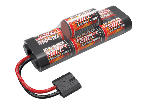 Traxxas Power Cell 7 Cell Hump NiMH Battery Pack w/iD Connector