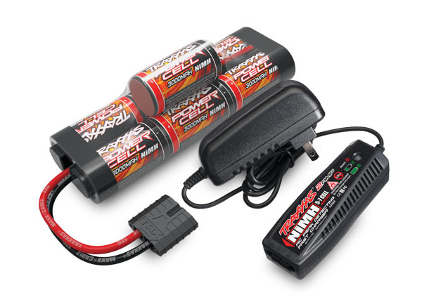 Traxxas Battery/charger completer pack (2969 (1) and 2926X (1))