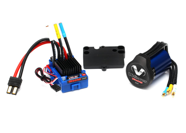 Traxxas Velineon VXL-3s Brushless Power System, waterproof