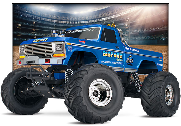 Traxxas Bigfoot No. 1 The Original Monster Truck