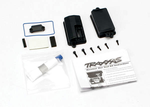 Traxxas Sealed Receiver Box Kit