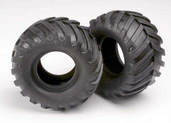 Traxxas 2.2 Monster Truck Tires (2) (Stampede)