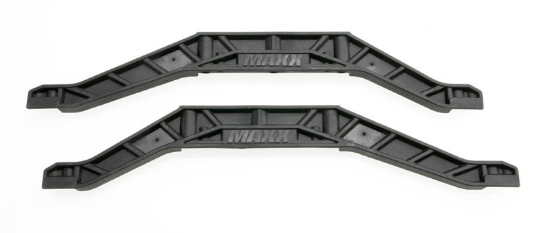 Traxxas Lower Chassis Brace (Black) (2) (E-Maxx) (2)