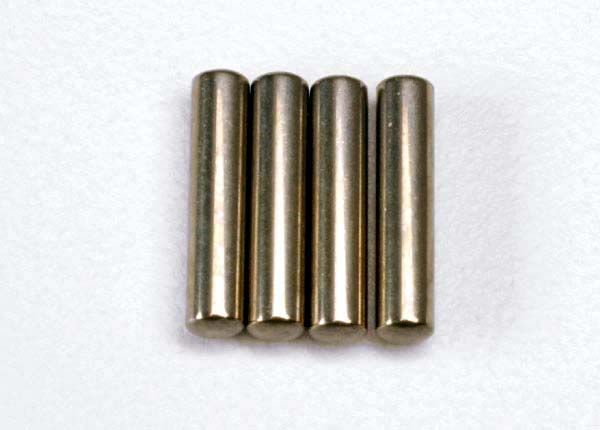 Traxxas Pins, axle (2.5x12mm) (4)