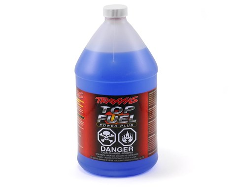 Traxxas Top Fuel Power Plus 20% Nitro Fuel (Gallon) - Click Image to Close