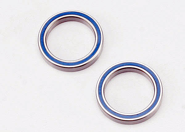 Traxxas Blue Rubber Sealed 20x27x4mm Ball Bearing (2)