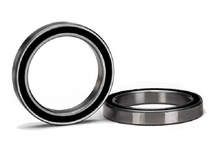 Traxxas Black Rubber Sealed 20x27x4mm Ball Bearing (2)