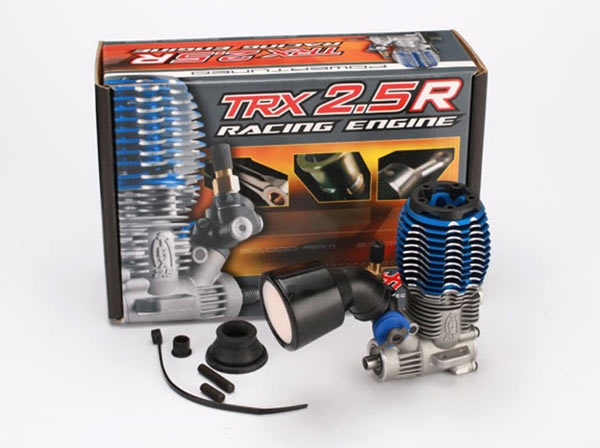 Traxxas Traxxas 2.5r Engine Multi-Shaft w/o Starter