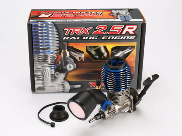 Traxxas TRX 2.5R Engine IPS shaft w/ recoil starter