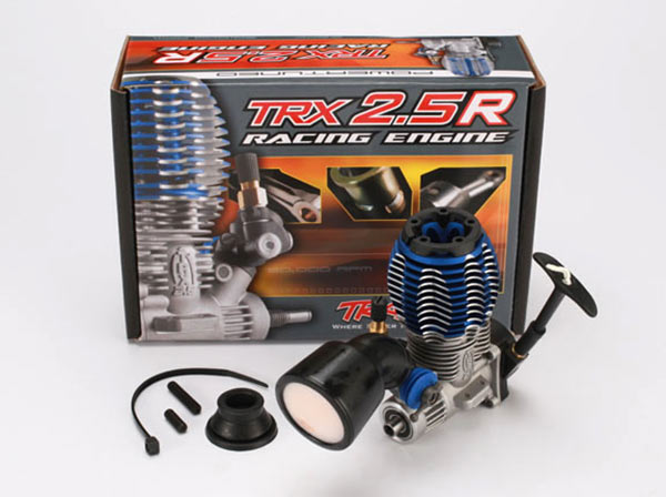 Traxxas Traxxas 2.5r Engine Multi Shaft w/ Recoil Starter