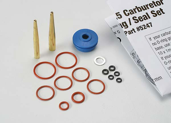 Traxxas O-Ring & Seal Set For 2.5 Carb