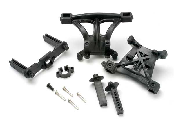 Traxxas Revo Body Mounts