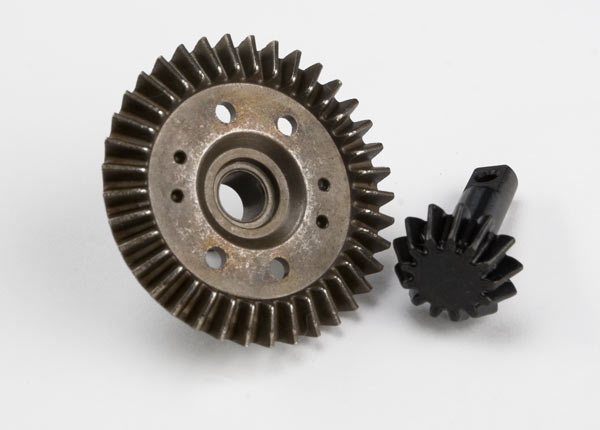 Traxxas Differential Ring Gear & Pinion Gear Set