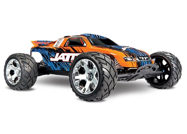 Traxxas Jato 3.3 with TSM - Orange