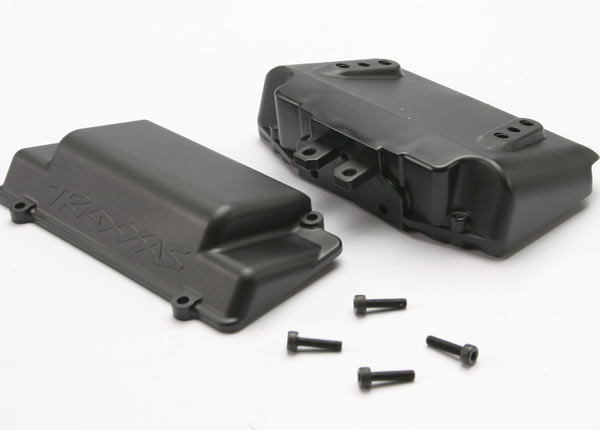 Traxxas Rear Bumper Battery Box (Jato)